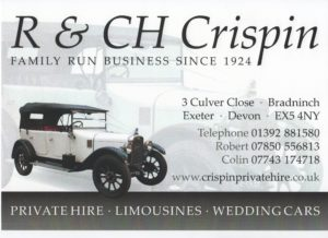 R & H Crispin Private Motor Hire