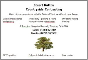 Stuart Britton Countryside Contracting