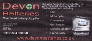 Devon Batteries